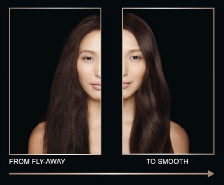 From fly away to smooth